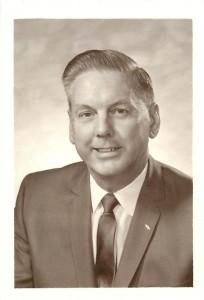 Albert F. Moore, Sr. - Early Years